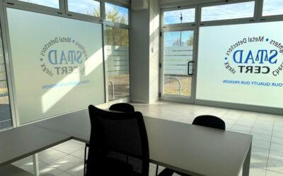 StadCert inaugura la nuova sede