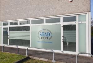 Stadcert - ingresso nuova sede